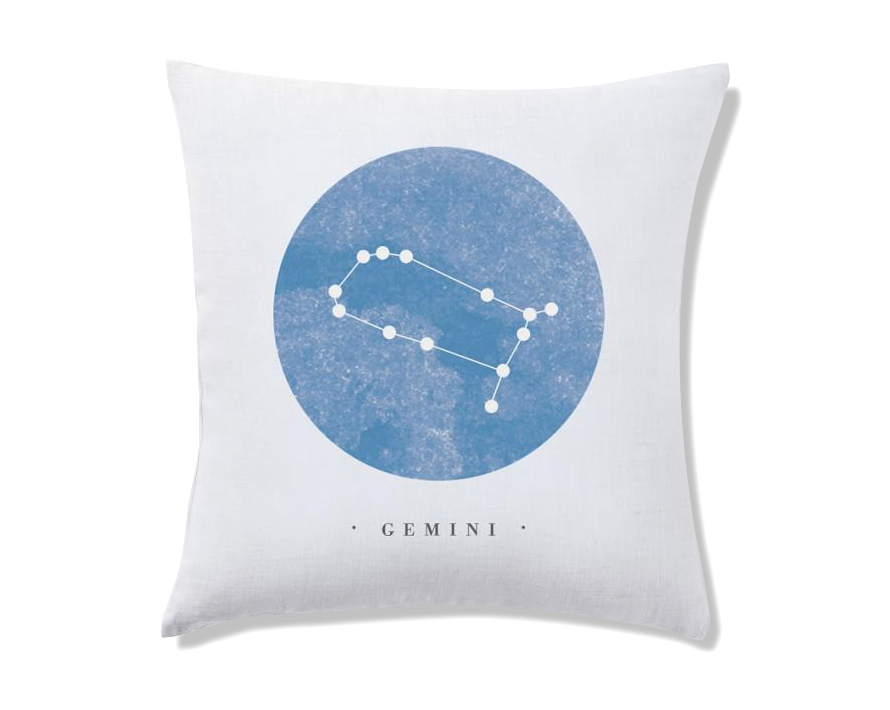 Astrological Pillow Cover