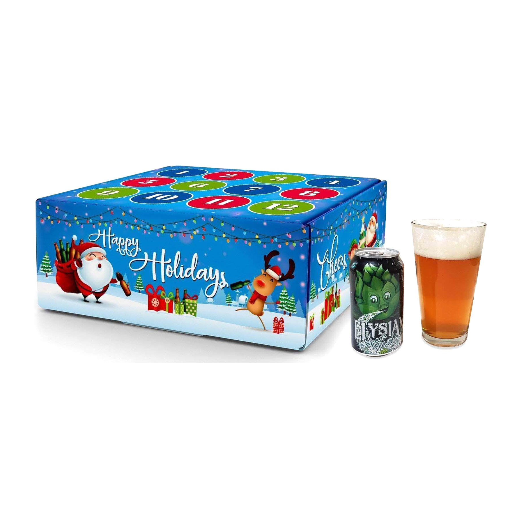 Beer Advent Calendar: Give Them Beer Advent Calendar 2019