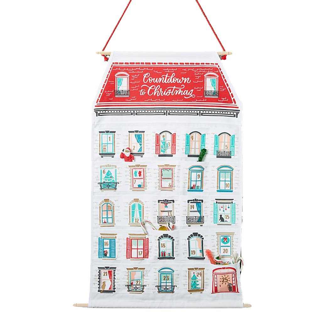 Best Advent Calendars 2019 - Reusable Advent Calendar: Countdown to Christmas Advent Calendar