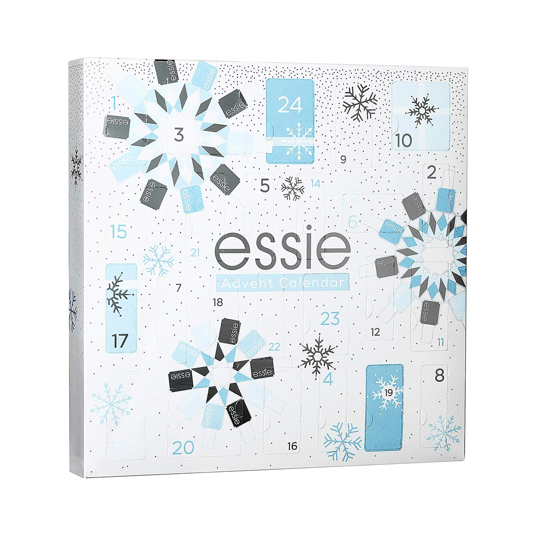 Essie Beauty Advent Calendar 2019 – Nail Lacquer