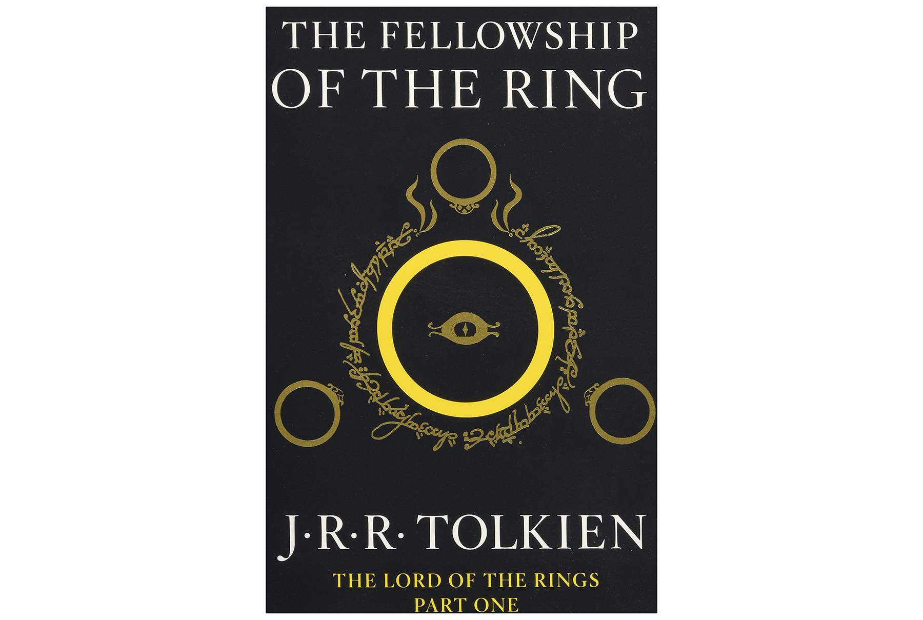 The Lord of the Rings: The Fellowship of the Ring, by J.R.R. Tolkien