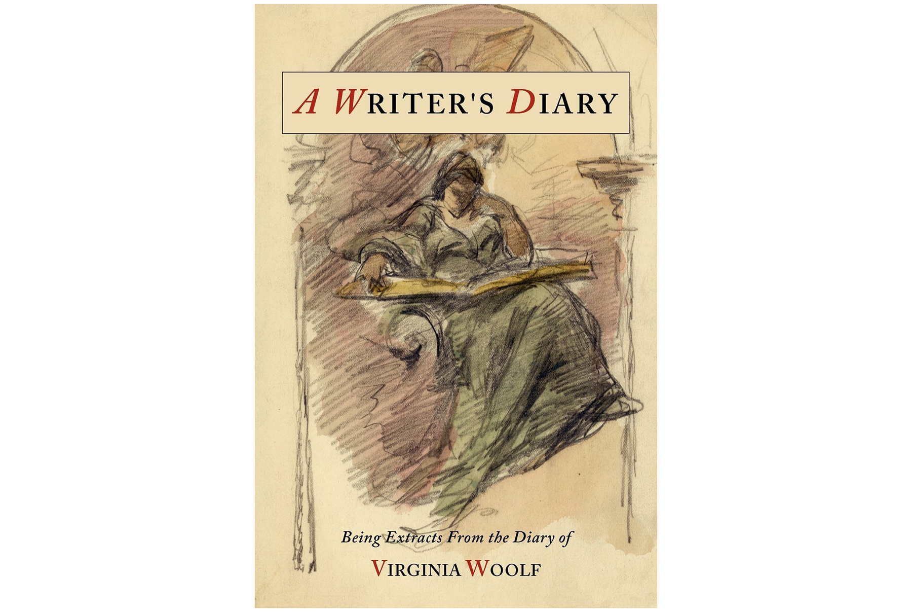 A Writer's Diary, by Virginia Woolf