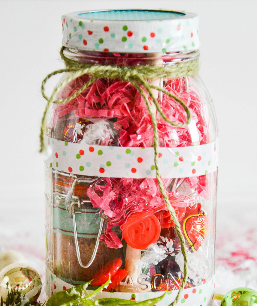 Tea Lover's Mason Jar