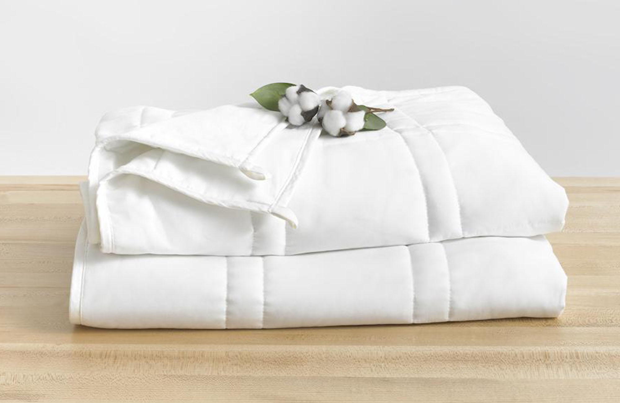 Baloo Living Cool Cotton Weighted Blanket