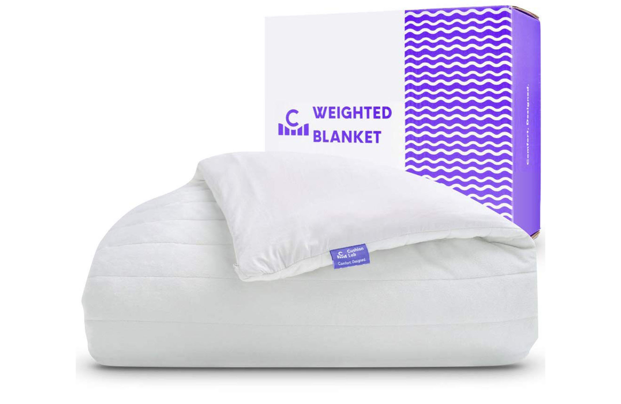 Cushion Lab Calming Weighted Blanket
