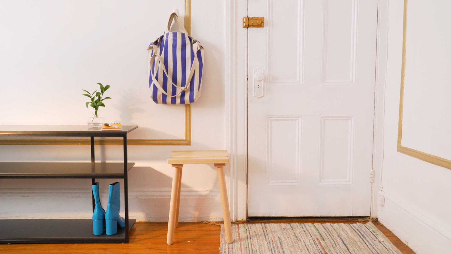 Faking an entryway