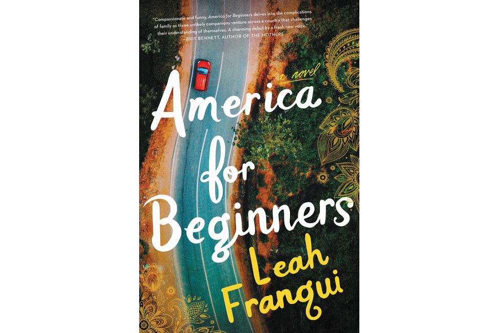 Cover of America for Beginners, by Leah Franqui