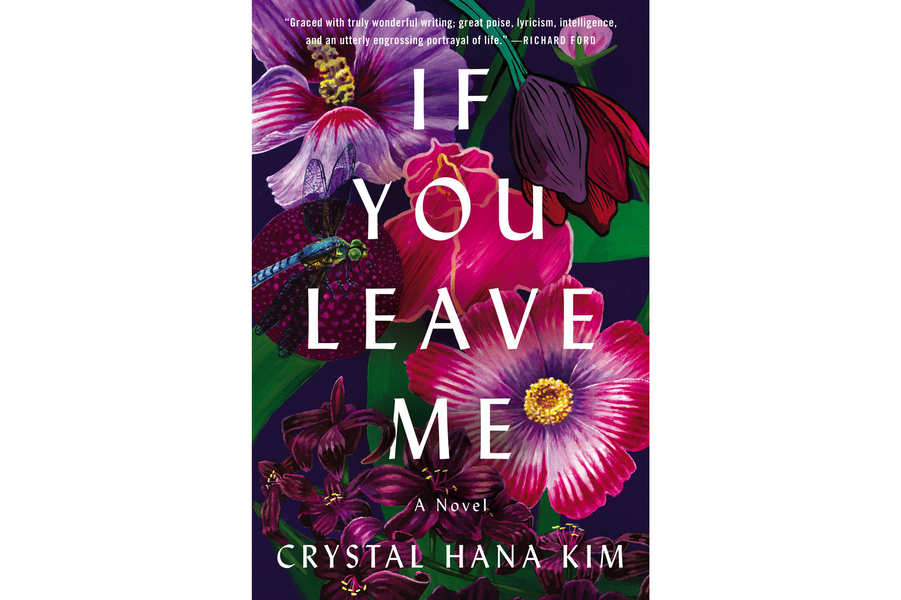 Best Books 2018 If You Leave Me, by Crystal Hana Kim