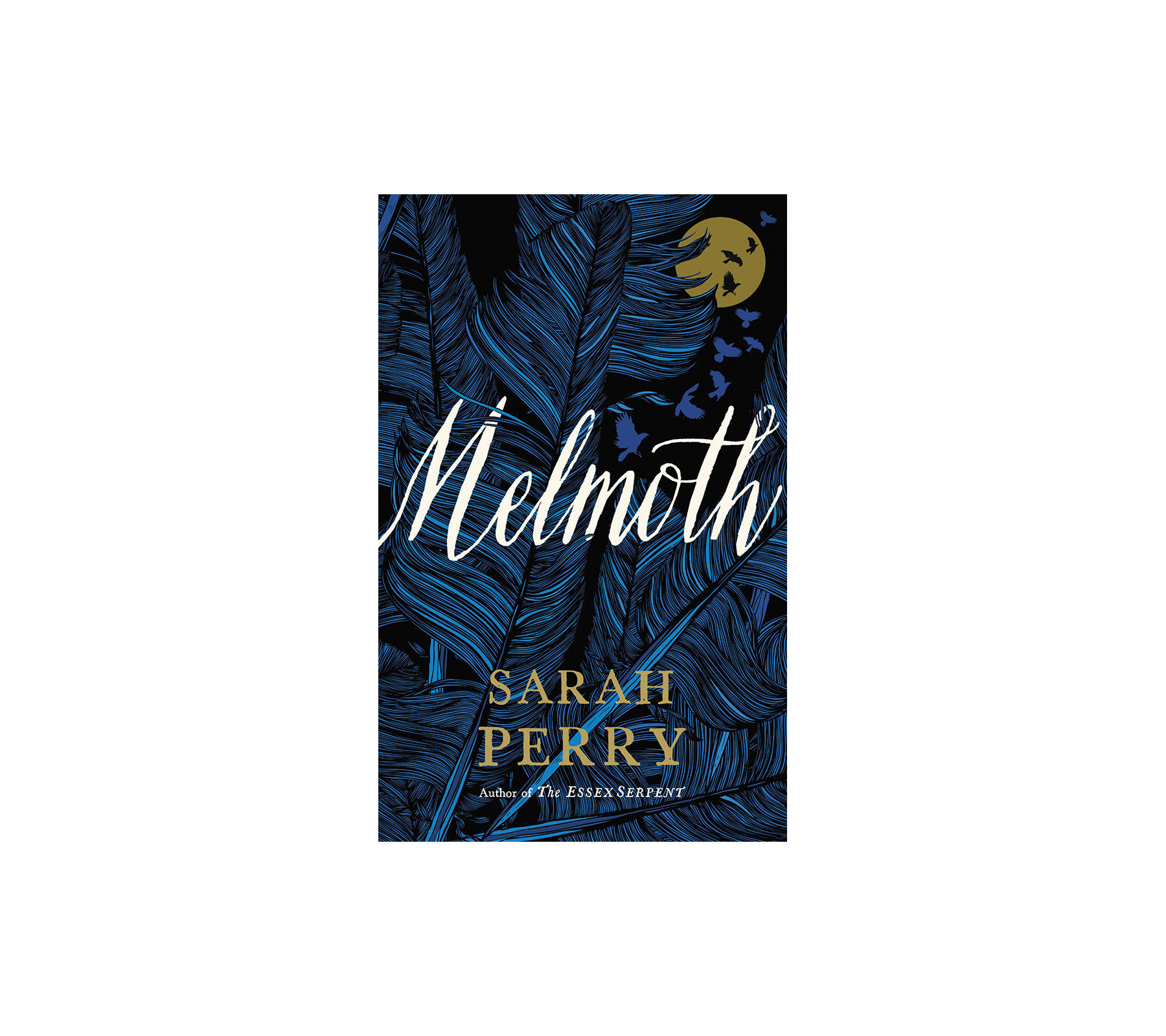 Best Books 2018 Melmoth, by Sarah Perry