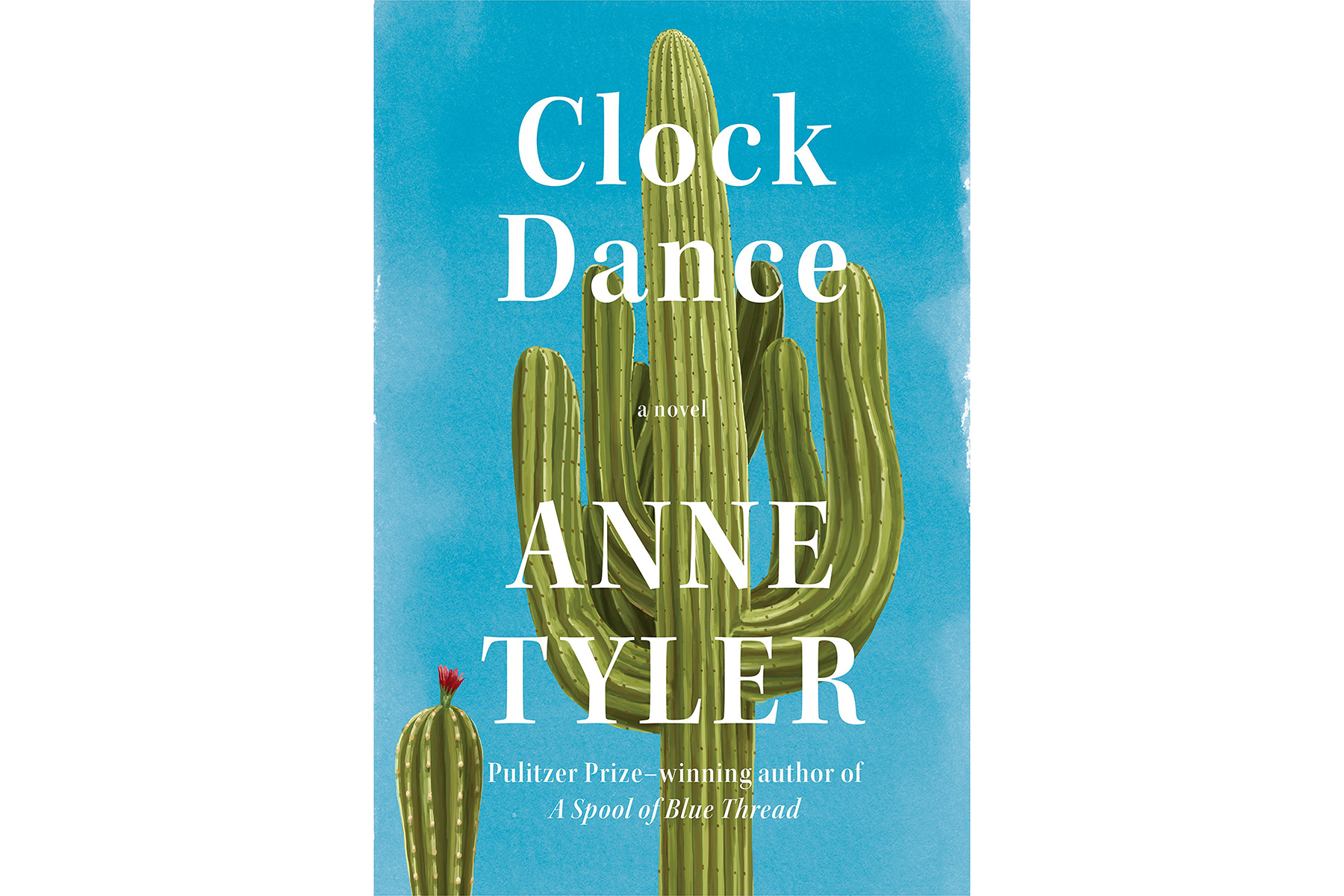 Cover of Clock Dance, by Anne Tyler