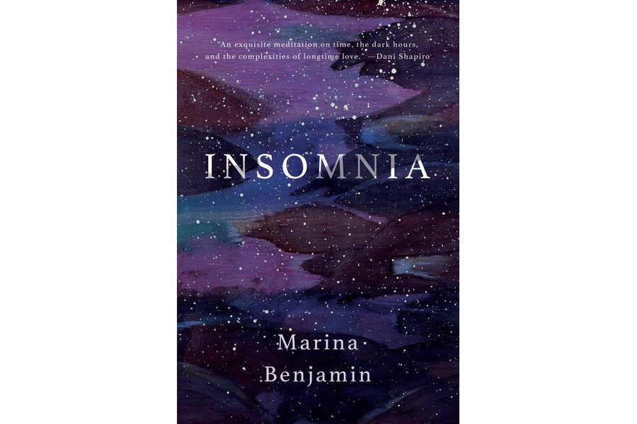 Cover of Insomnia, by Marina Benjamin