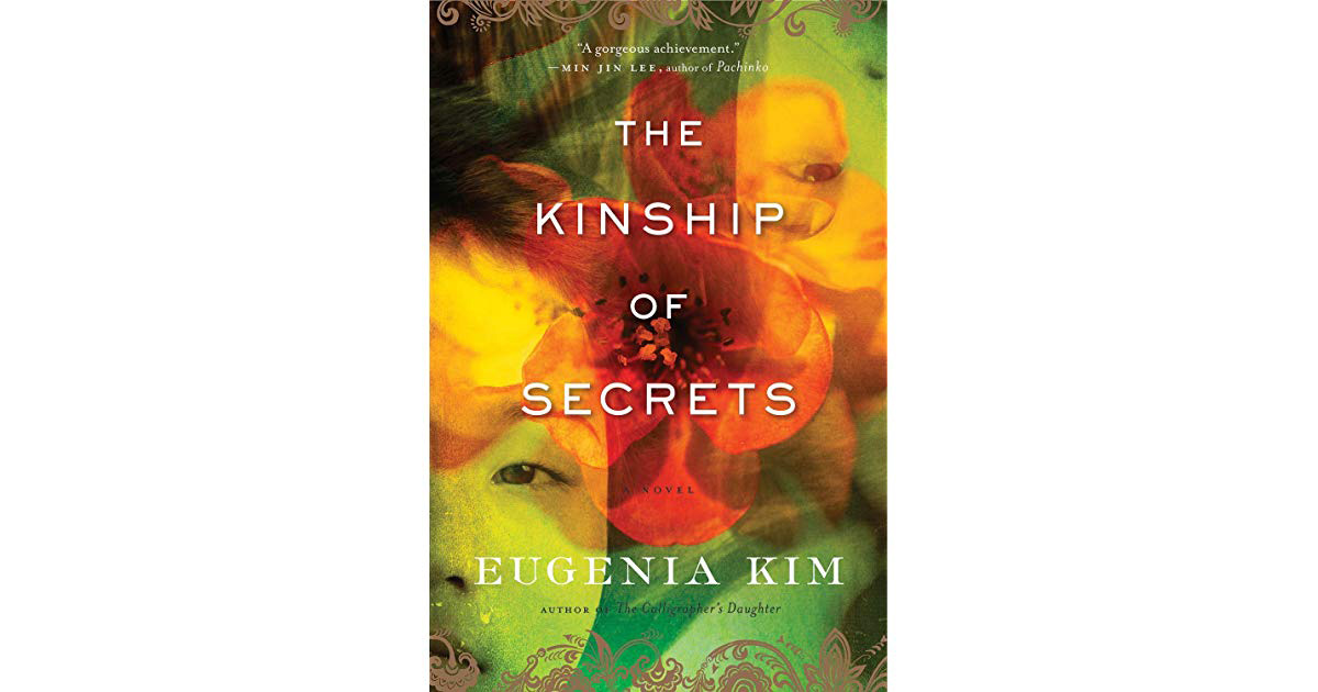 The Kinship of Secrets, by Eugenia Kim