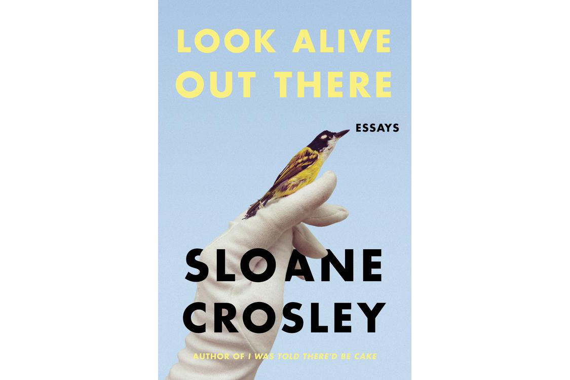 Look Alive Out There, by Sloane Crosley