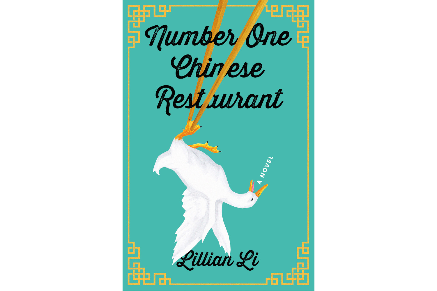 Number One Chinese Restaurant, by Lillian Li