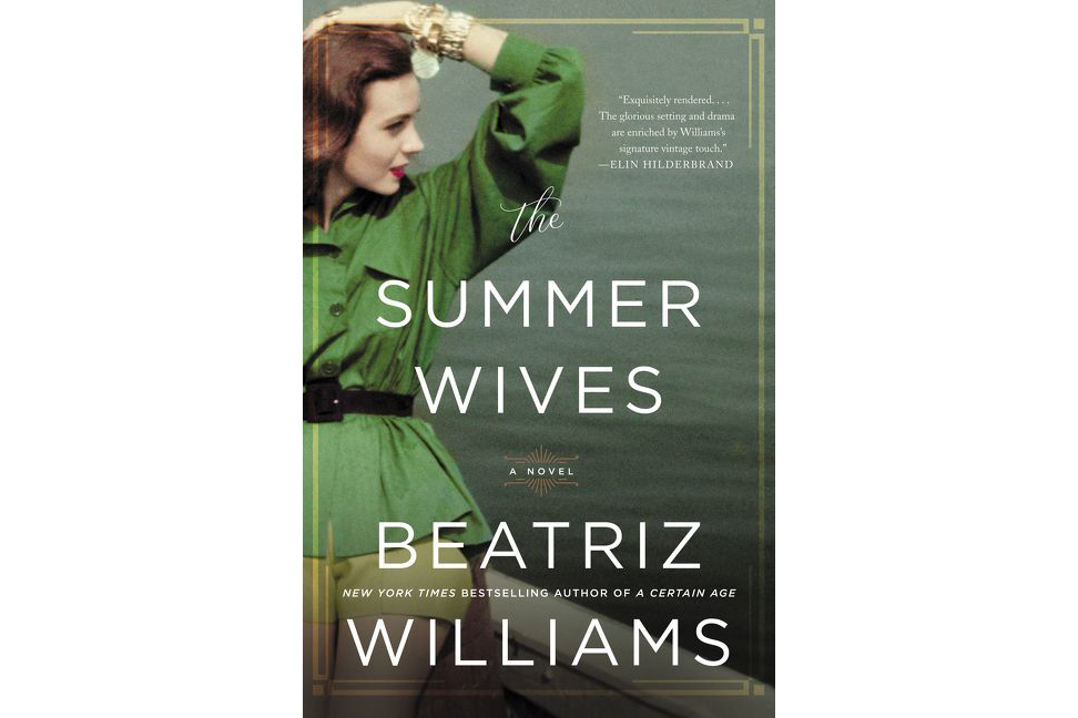 Cover of The Summer Wives, by Beatriz Williams