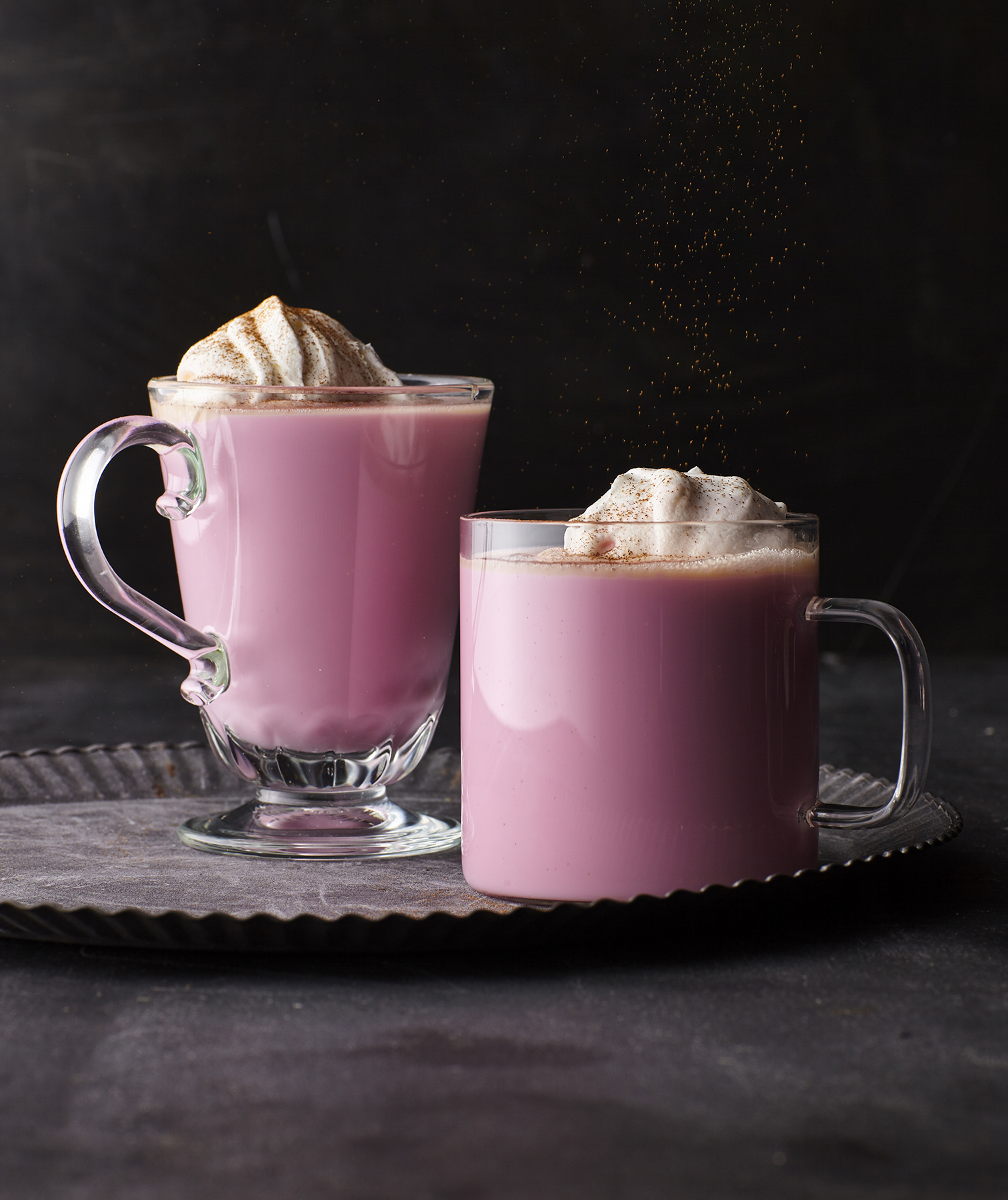 Pink Hot Chocolate Recipe Real Simple