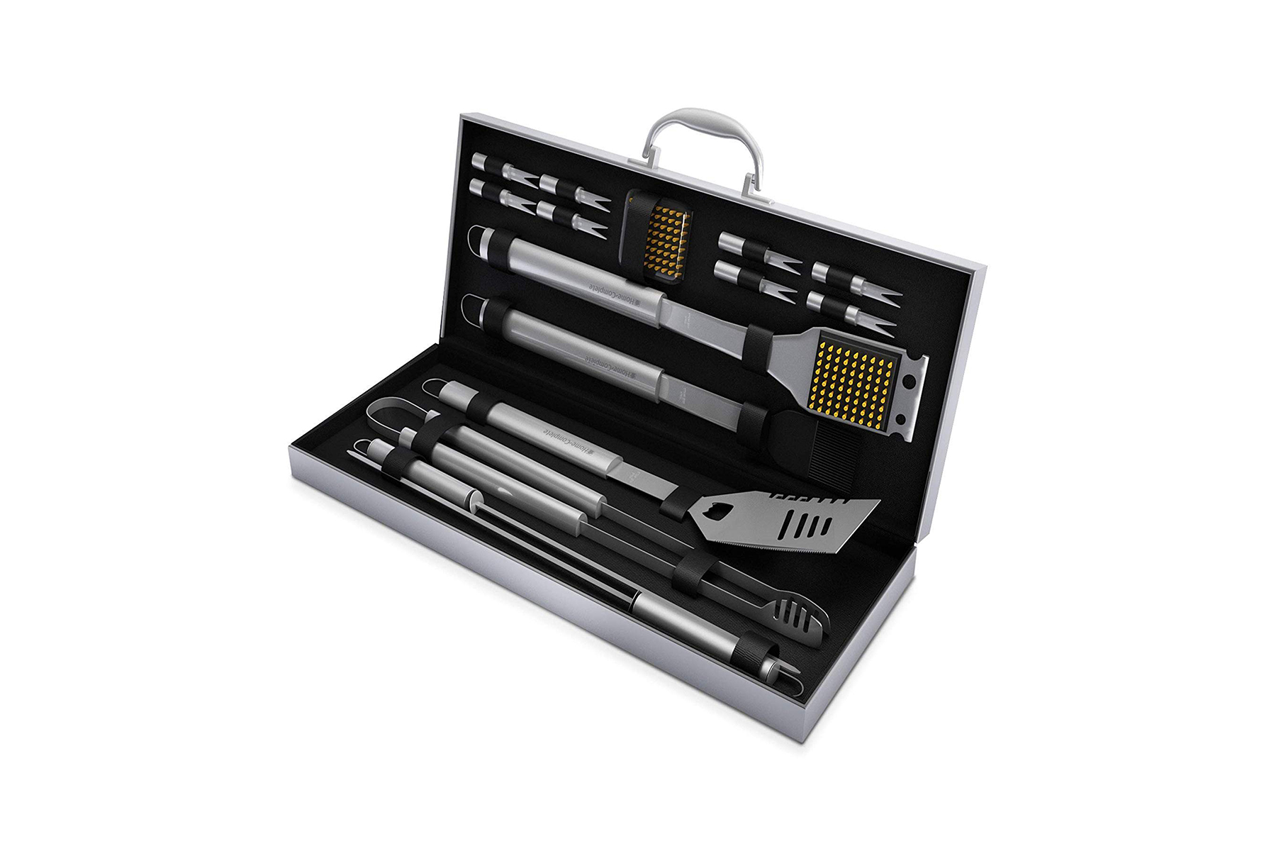 Barbecue and Grilling Steel 16 Piece Tool Set