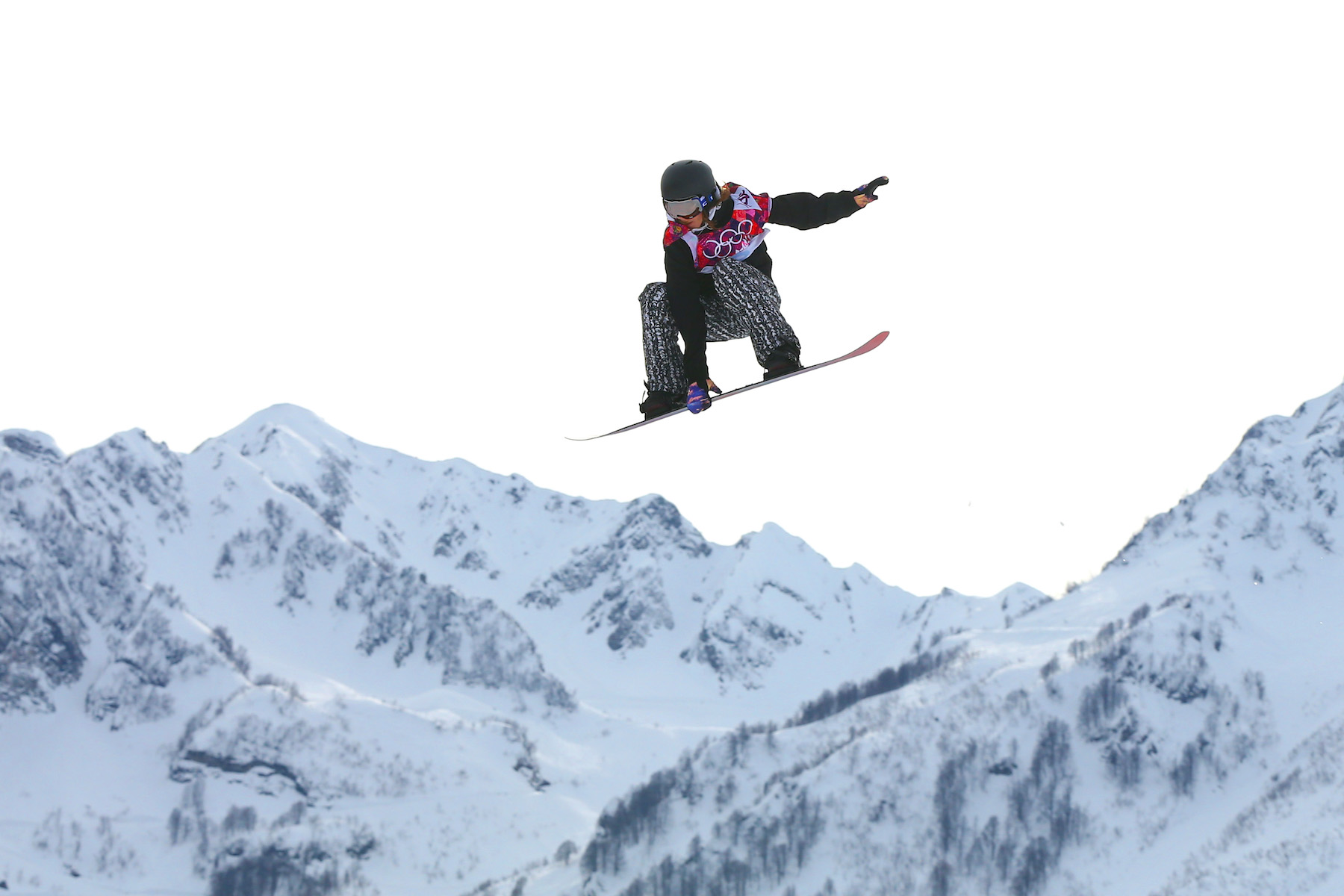 Snowboarding at the Sochi Winter Olympics
