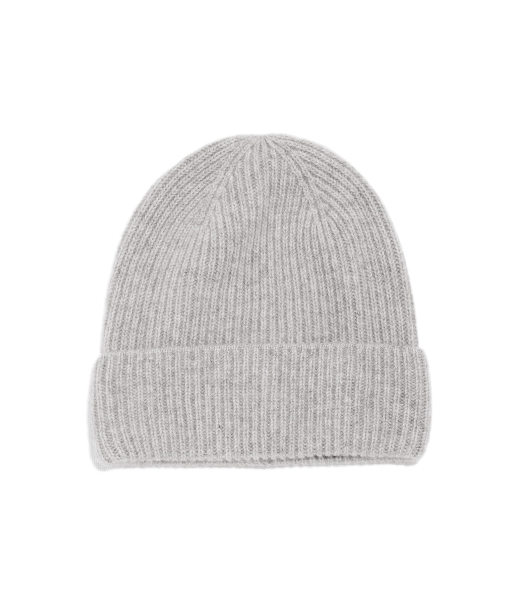 & Other Stories Cashmere Beanie in grey