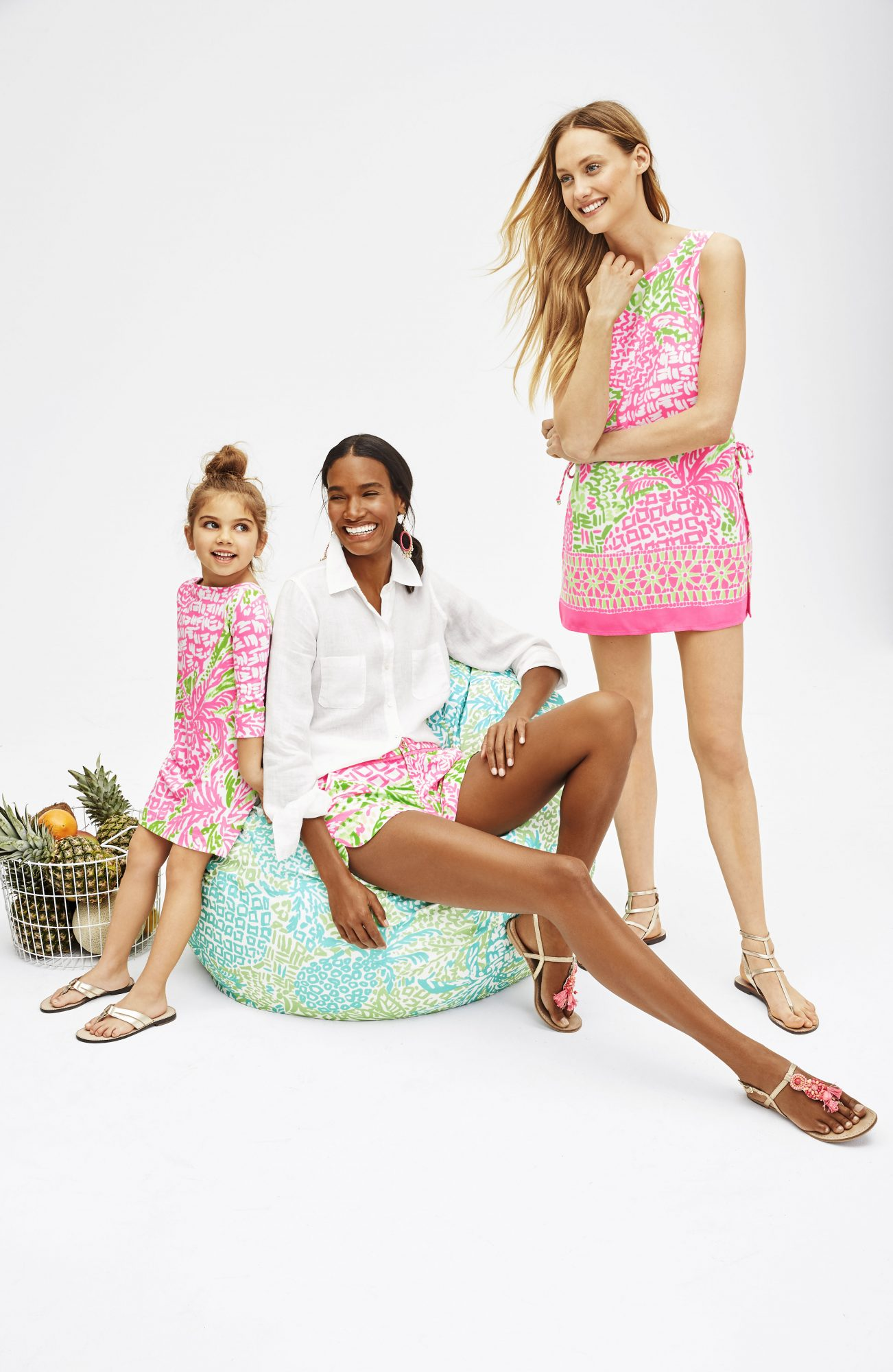 A Lilly Pulitzer Home Collection is Coming to Pottery Barn: Everything We Know So Far
