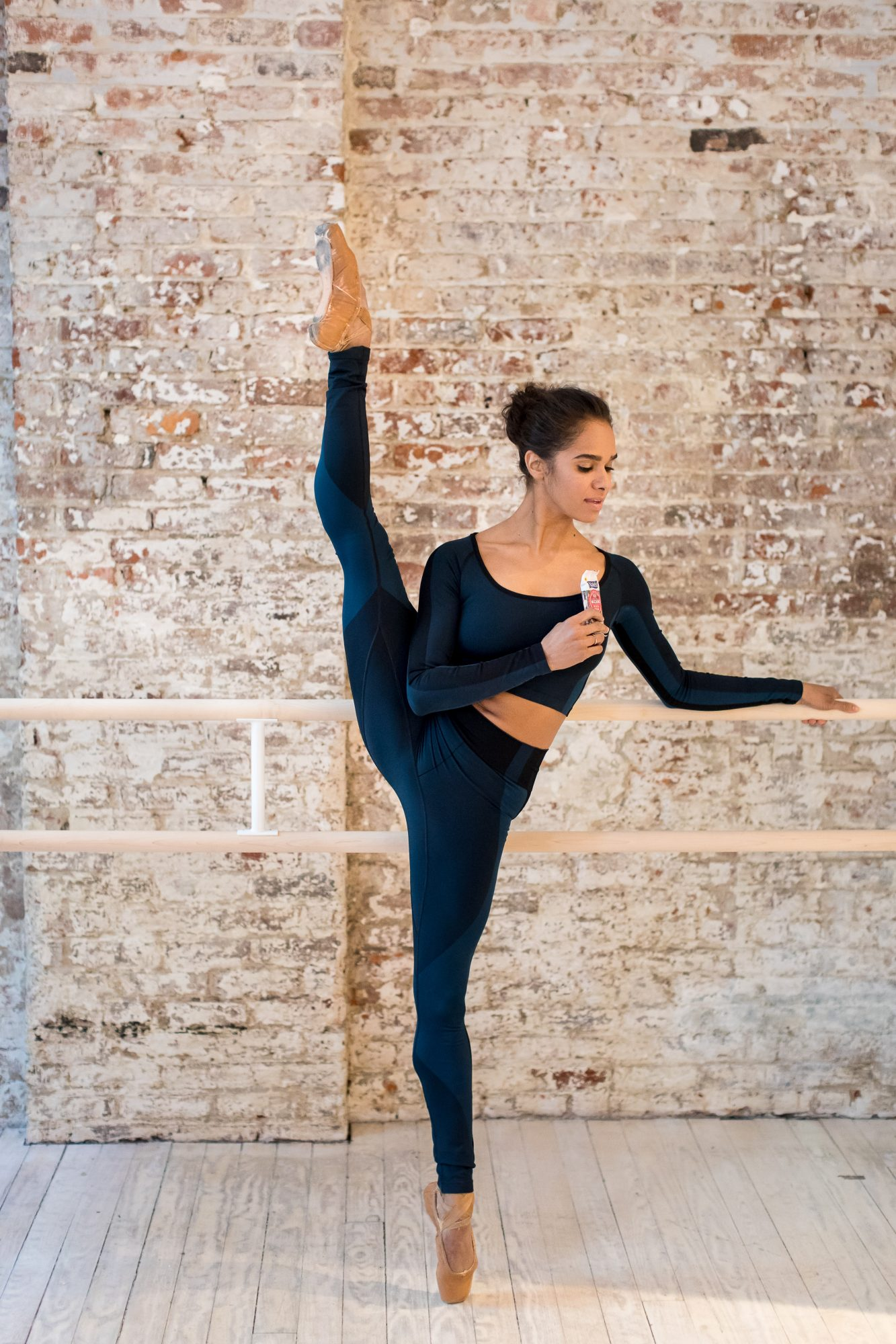 Misty Copeland Dancing