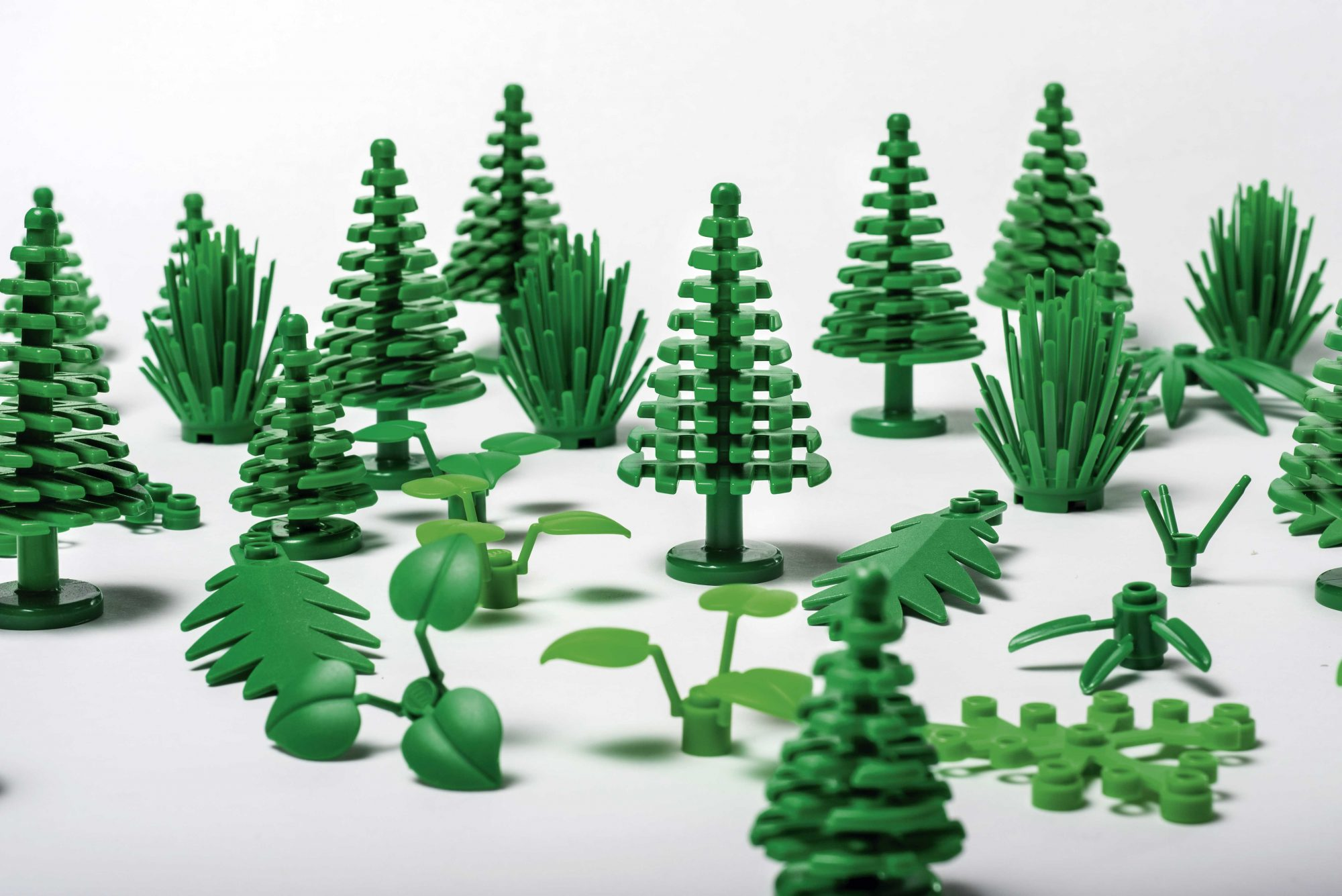Sustainable Legos