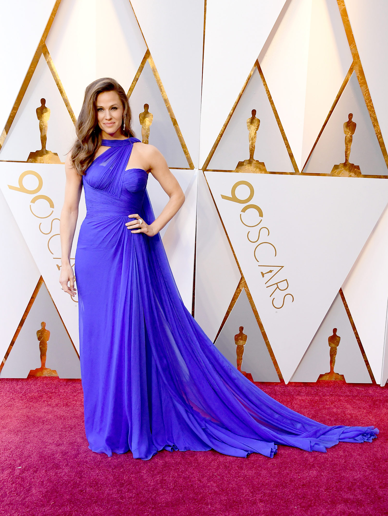 Jennifer Garner at Oscars 2018