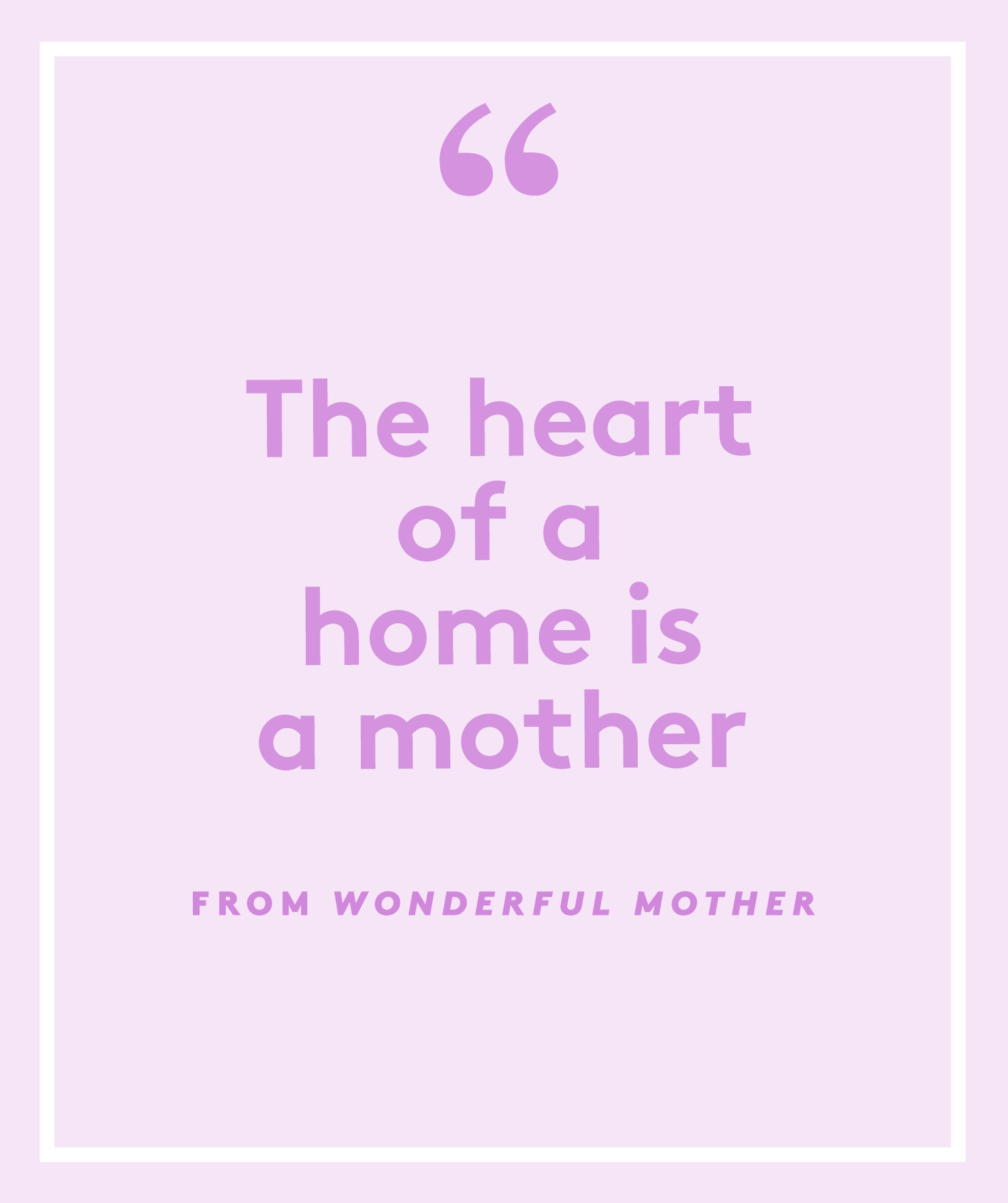 Short Poem on Mother: Wonderful Mother
