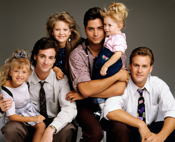 Classic Full House Picture