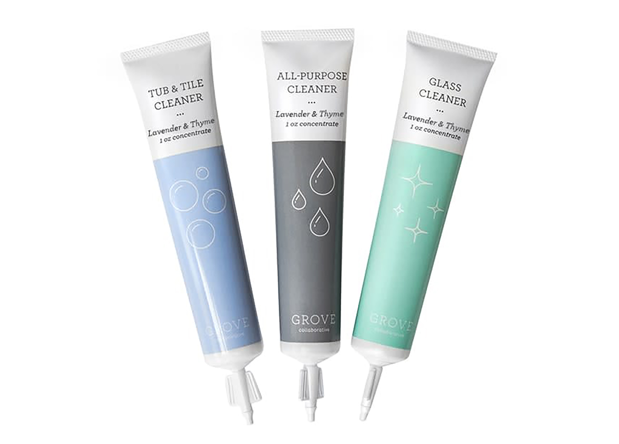Grove Collaborative Cleaning Concentrates