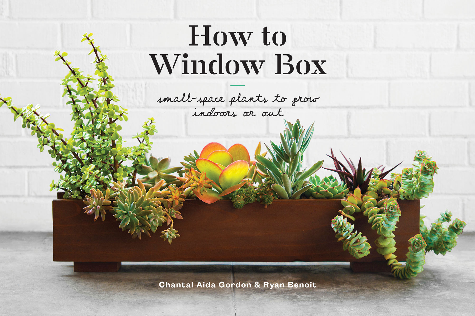 How to Window Box book cover