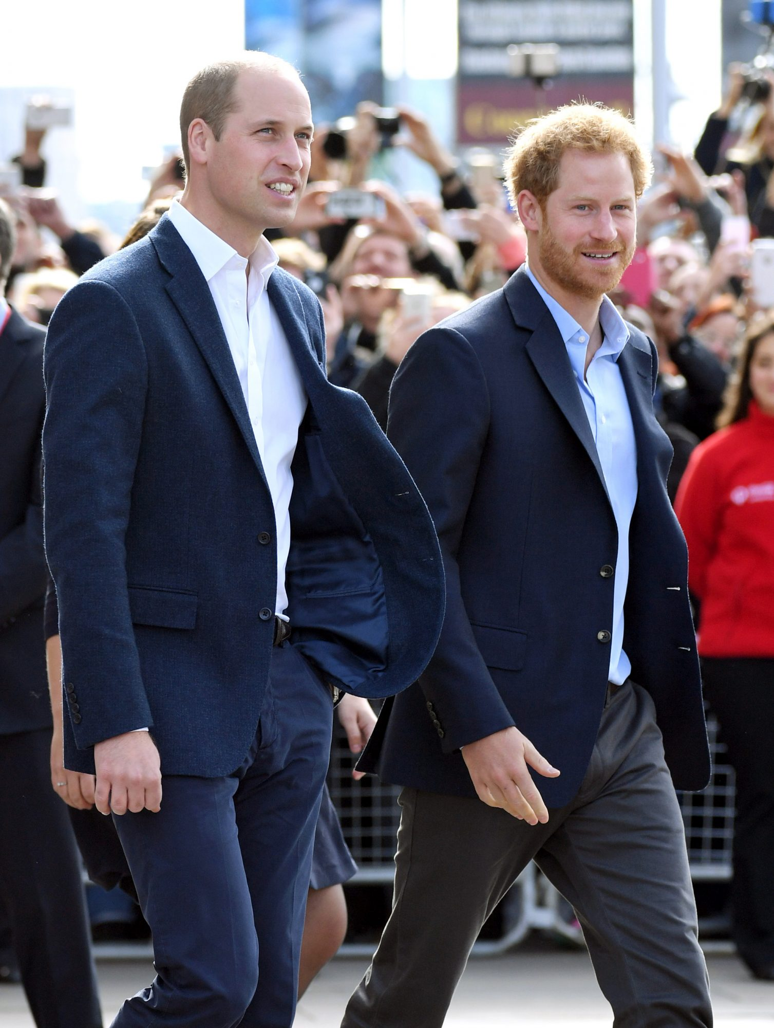 Why Prince William and Harry Never Talk About Their Step-Siblings