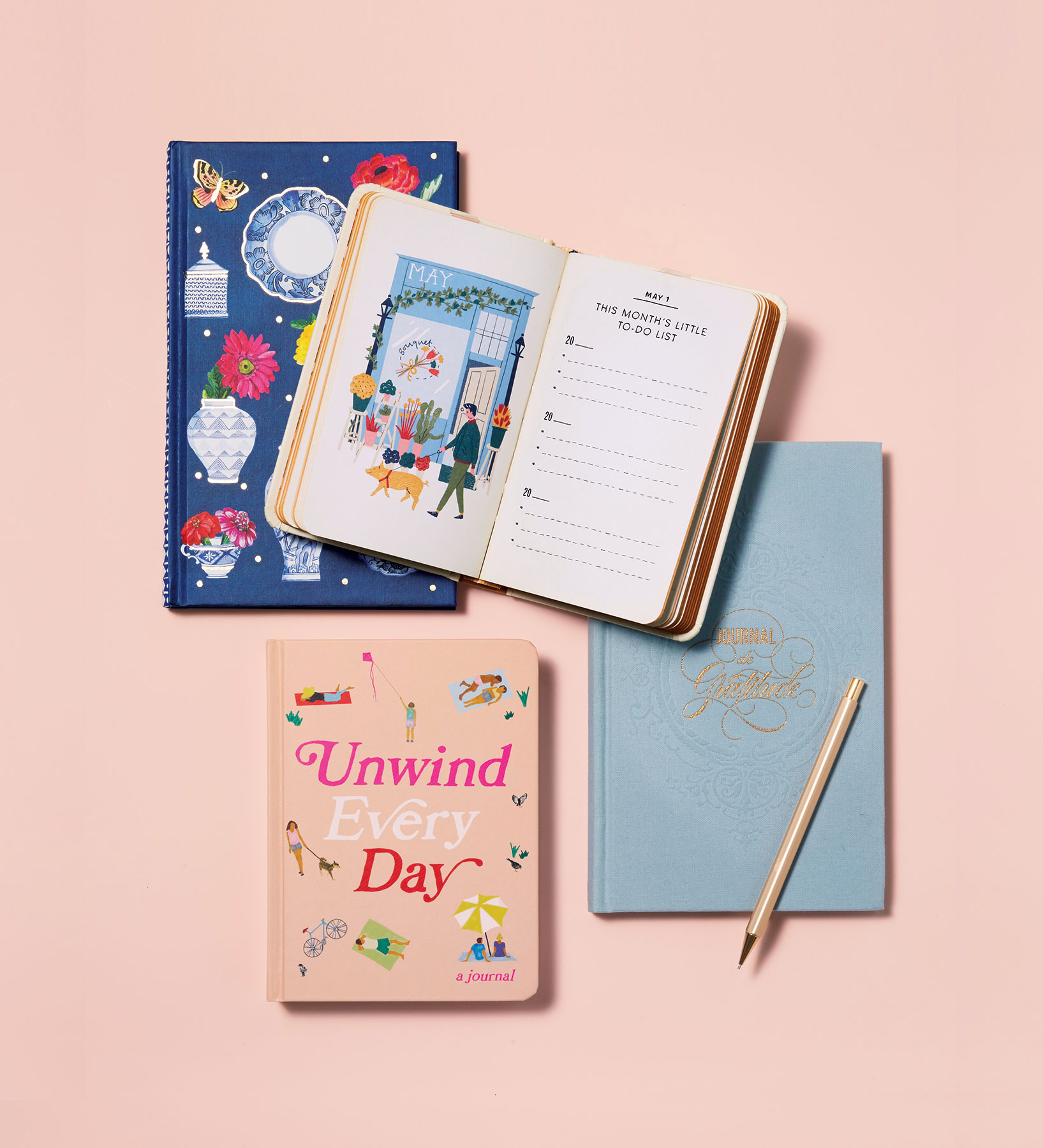 Collection of journals