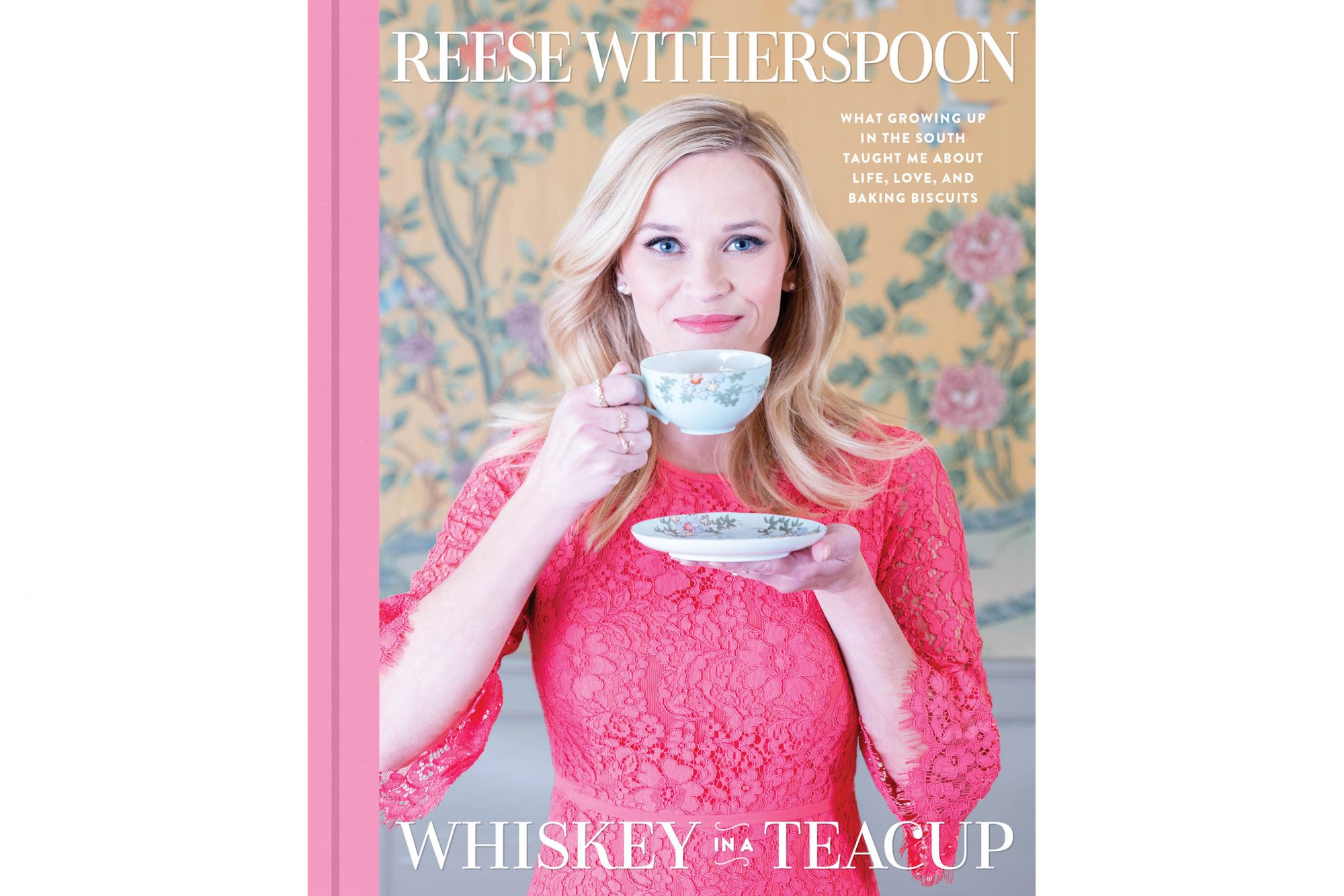Reese Witherspoon New Book Cover