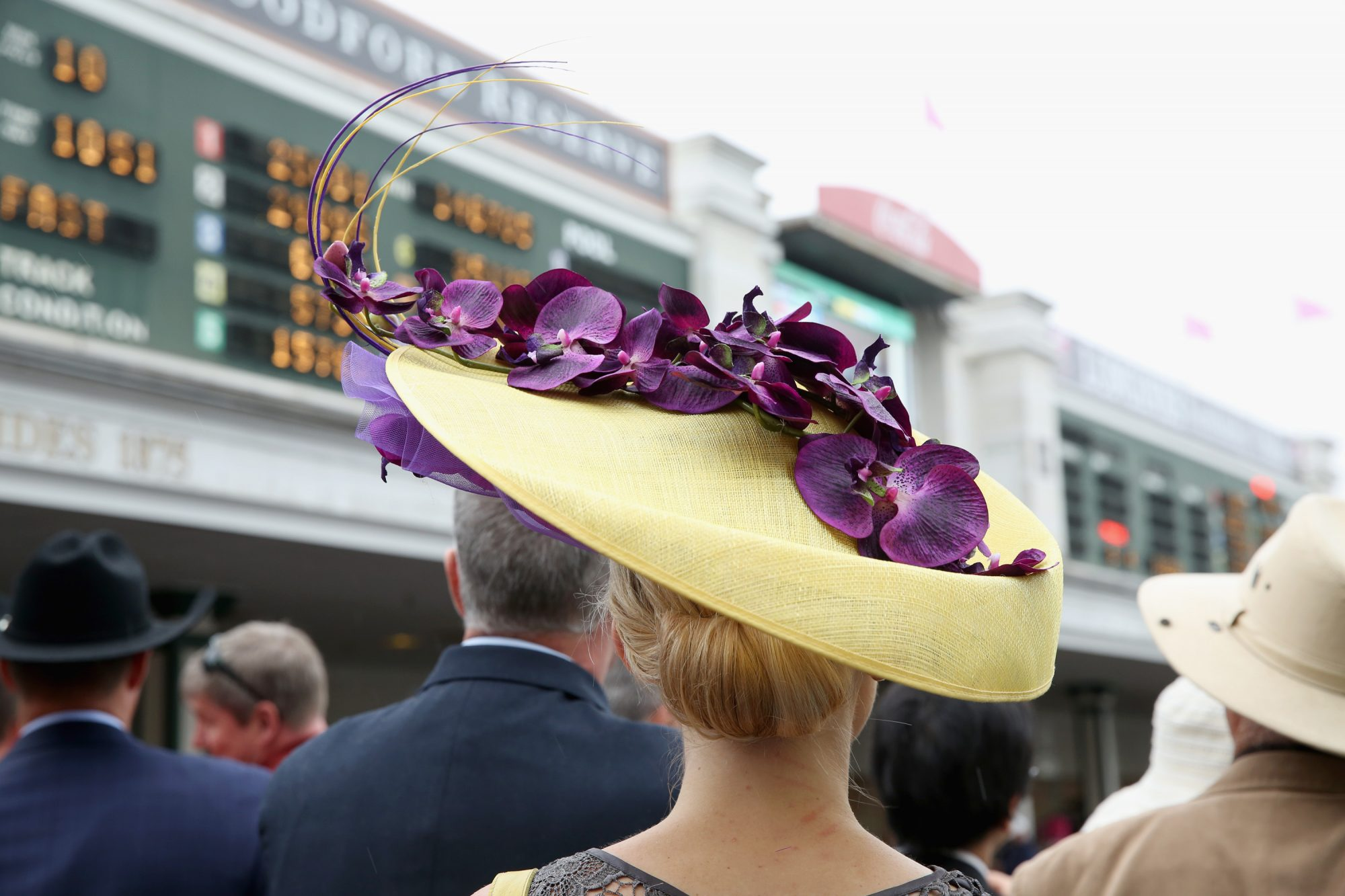 Derby Party Hats