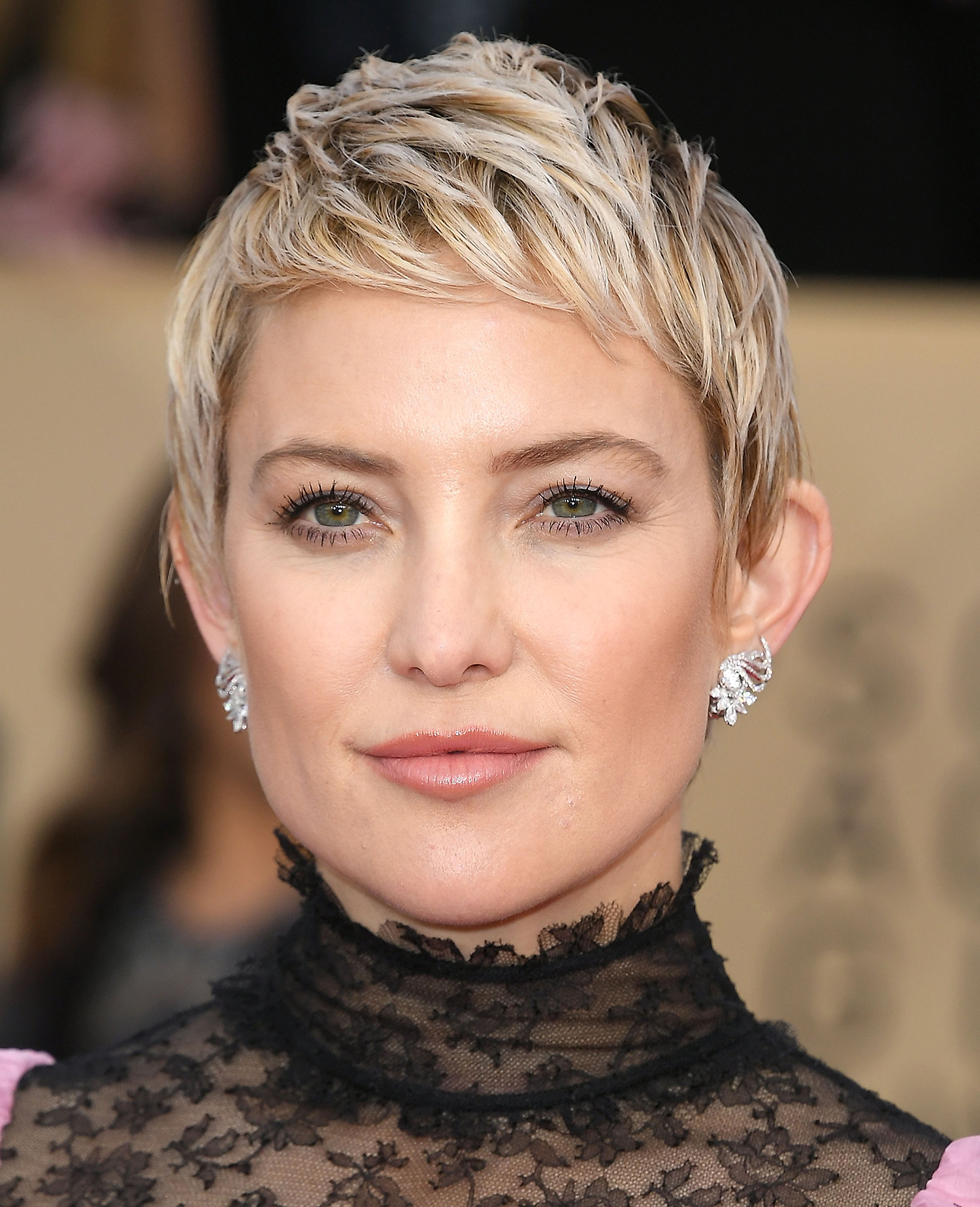 Kate Hudson Pixie Haircut