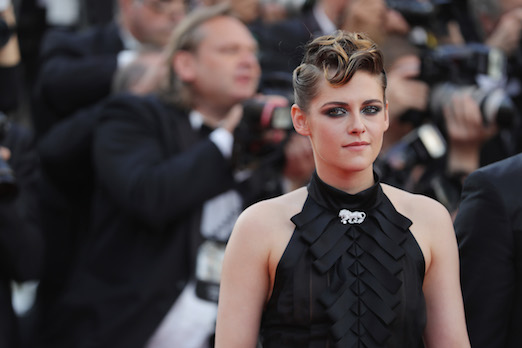 Kristen Stewart at the 2018 Cannes Film Festival Red Carpet for Opening Gala