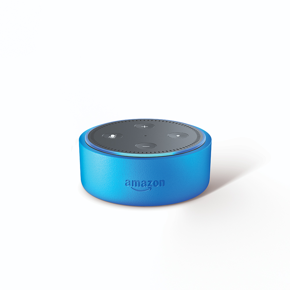 The Echo Dot Kids Edition Launches Today—Here's What Kids Who Tested it Say About it