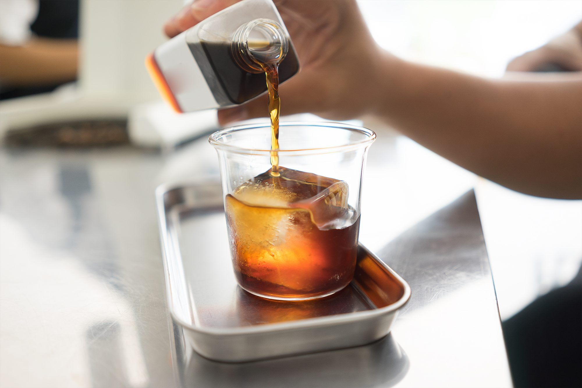 How to Make Cold Brew Coffee From Scratch