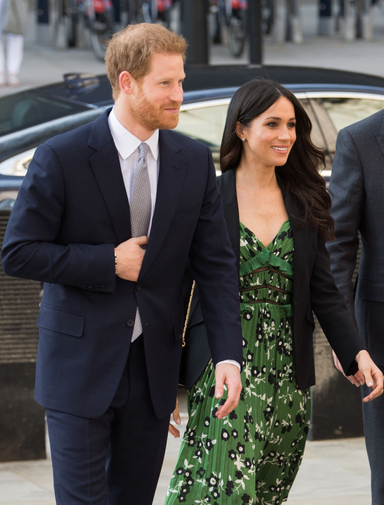 Prince Harry and Meghan Markle Invictus Games Reception