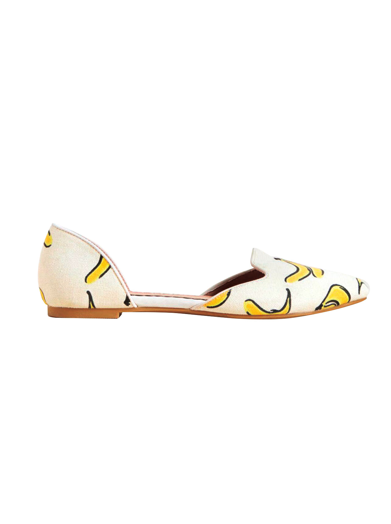 ModCloth Well-Stepped d'Orsay Flat