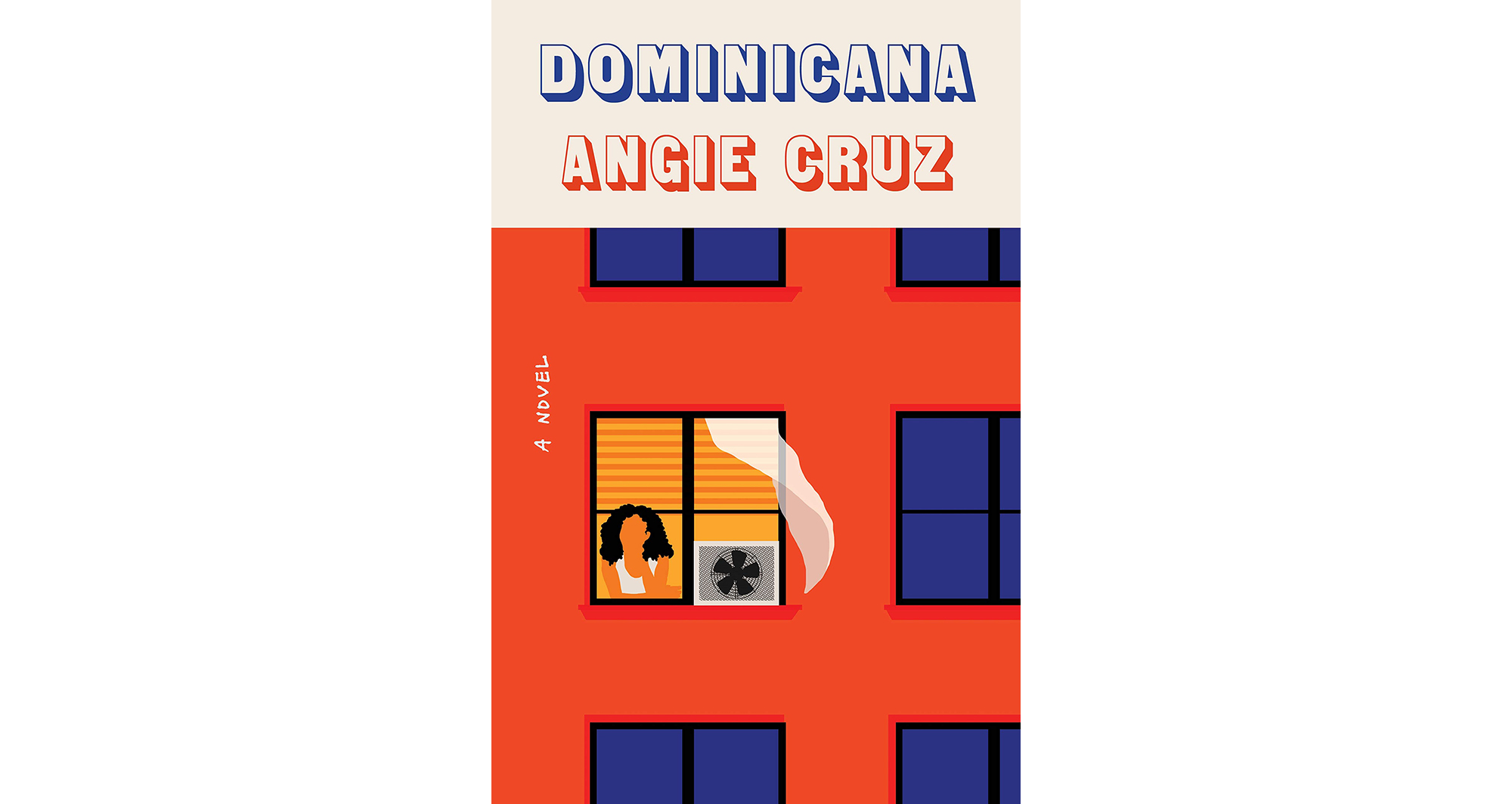 Cover of Dominicana, by Angie Cruz