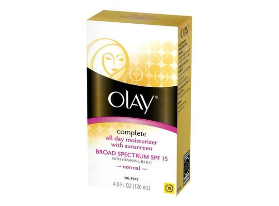 Oil of Olay Complete All Day Moisturizer With Sunscreen