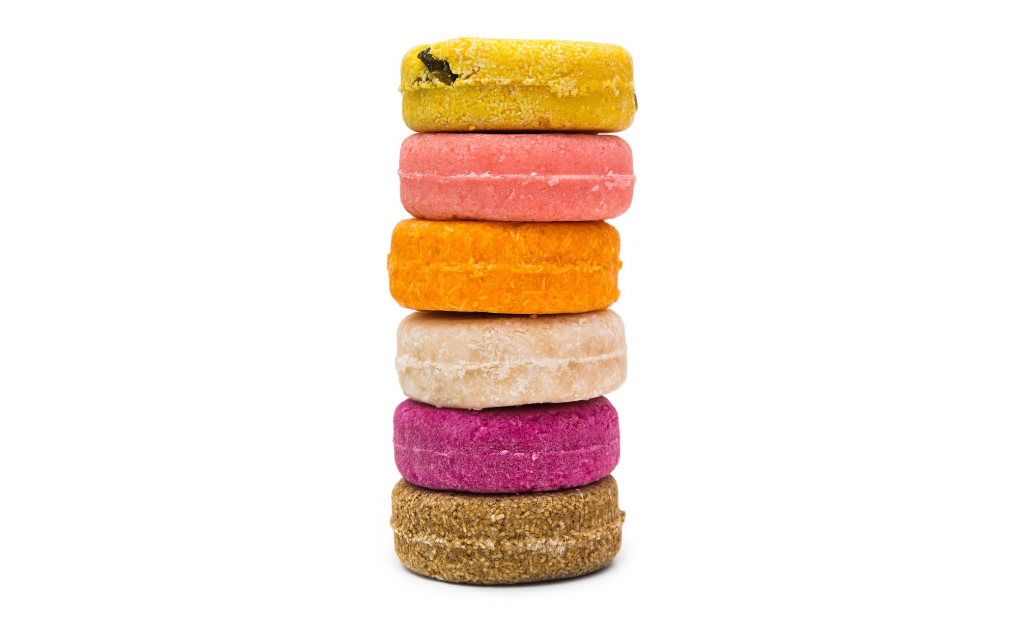 Lush Cosmetics' New Shampoo Bars