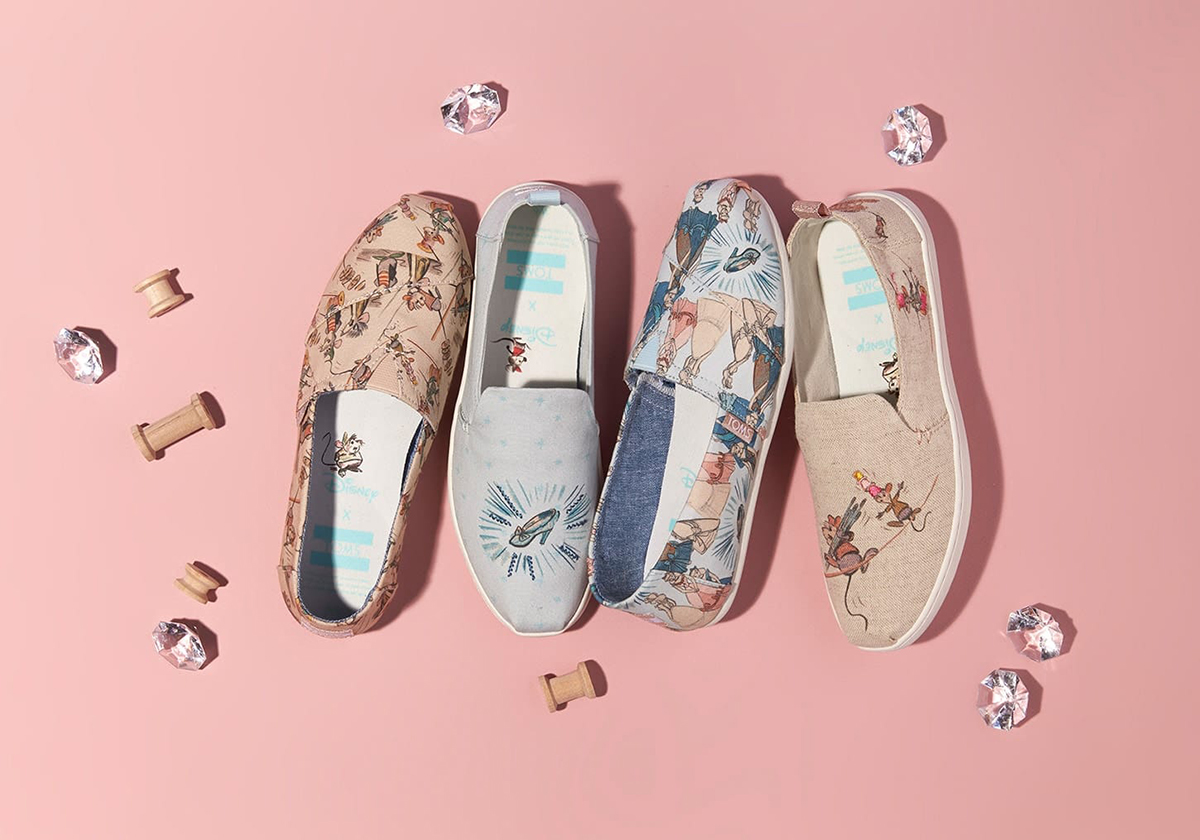 Disney Toms Collection