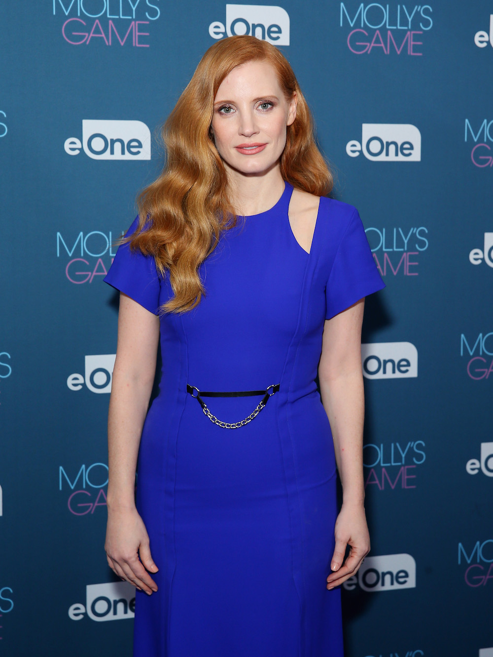 Jessica Chastain Just Cut Her Long Hair Into a Bob and It's the Style of Summer