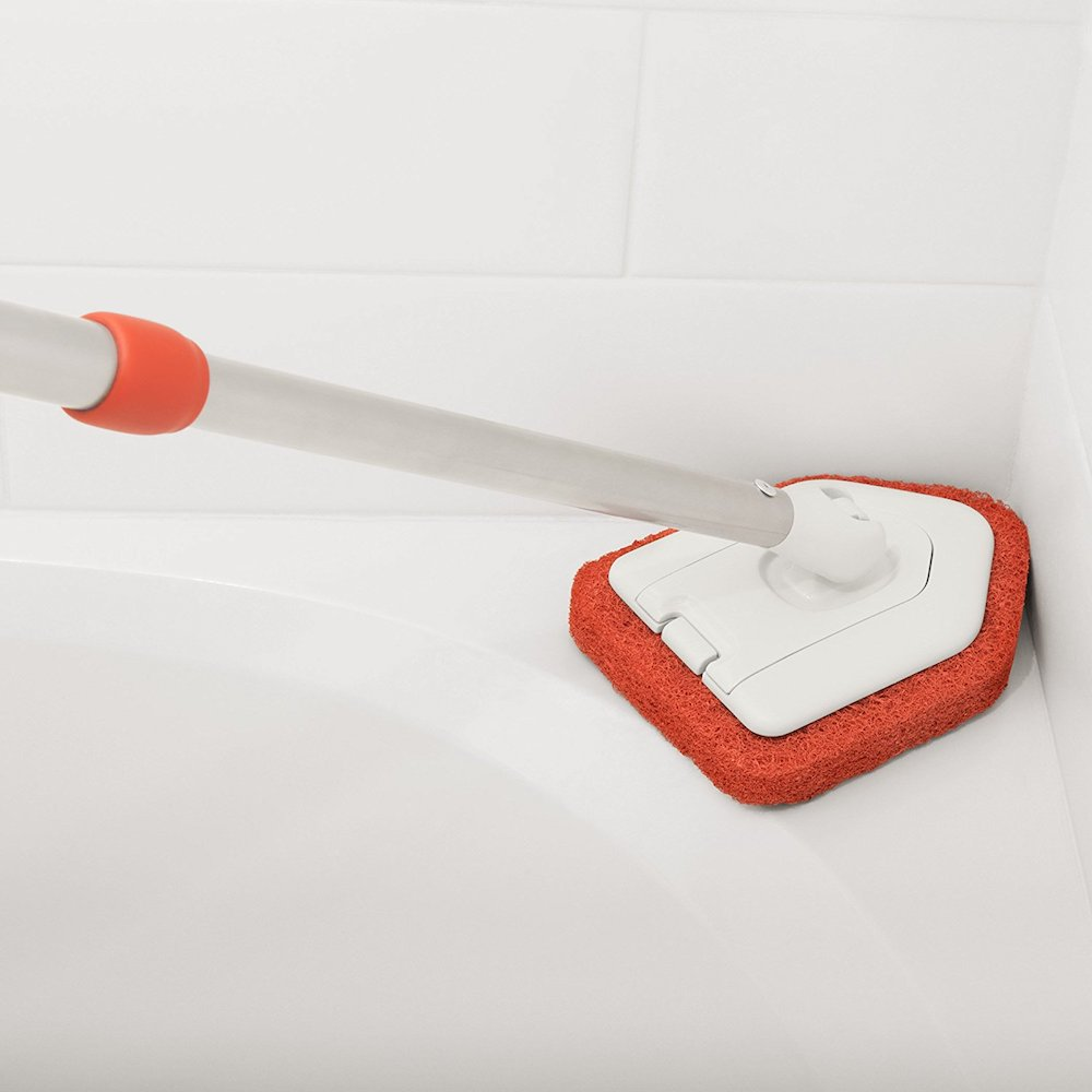 This Is The Best Floor Scrubber for Cleaning the Bathroom