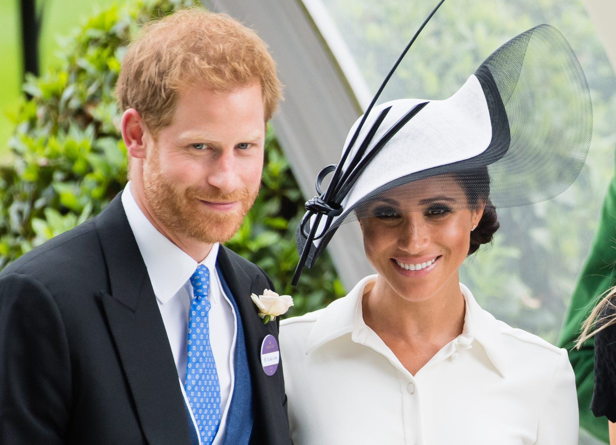 Meghan Markle and Prince Harry Royal Ascot Day 1