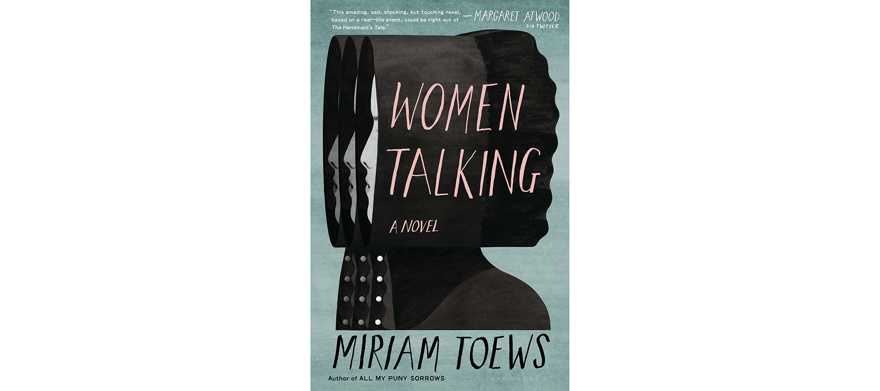 Cover of Women Talking, by Miriam Toews