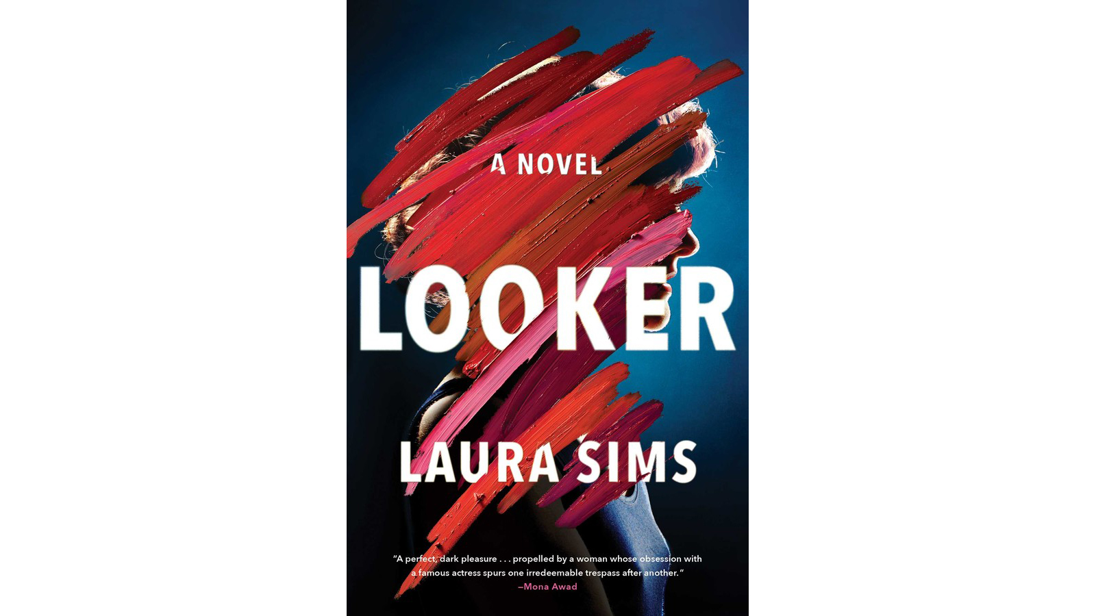 Cover of Looker, by Laura Sims